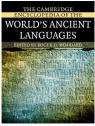 The Cambridge Encyclopedia of the World's Ancient Languages par Woodard