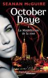 October Daye, tome 1 : La malédiction de la rose par McGuire