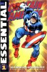 Essential Captain America, tome 1 par Stan Lee