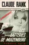 Les batteries de Muizenberg par Rank