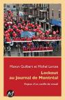 Lockout au Journal de Montréal par Guilbert