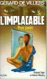 L'Implacable, tome 37 : Peur jaune par Sapir