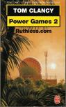 Power Games, tome 2 : Ruthless.com par Clancy