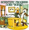 Calvin and Hobbes, tome 6 : Scientific Progress Goes 'Boink' par Watterson