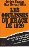 Wall Street les coulisses du krach de 1929 par Thomas