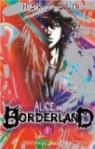 Alice in Borderland, tome 1 par Asô