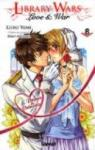 Library wars - Love & War, tome 8 par Yumi