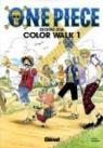 One Piece Color Walk, Tome 1  par Oda