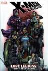 X-men Legacy: Lost Legions par Carey