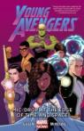 Young Avengers, tome 3 : Mic-drop at the Edge of Time and Space  par Gillen