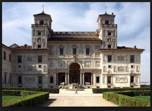 Académie De France à Rome
