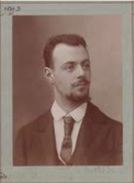 Bernède Arthur