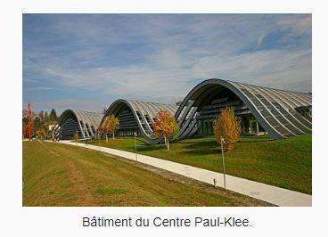Museum of Fine Arts Berne Paul Klee Foundation