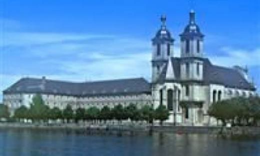 Abbaye Des Prémontrés Pont à Mousson