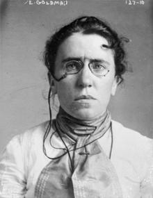 Emma Goldman Auteur De L Epopee D Une Anarchiste Babelio