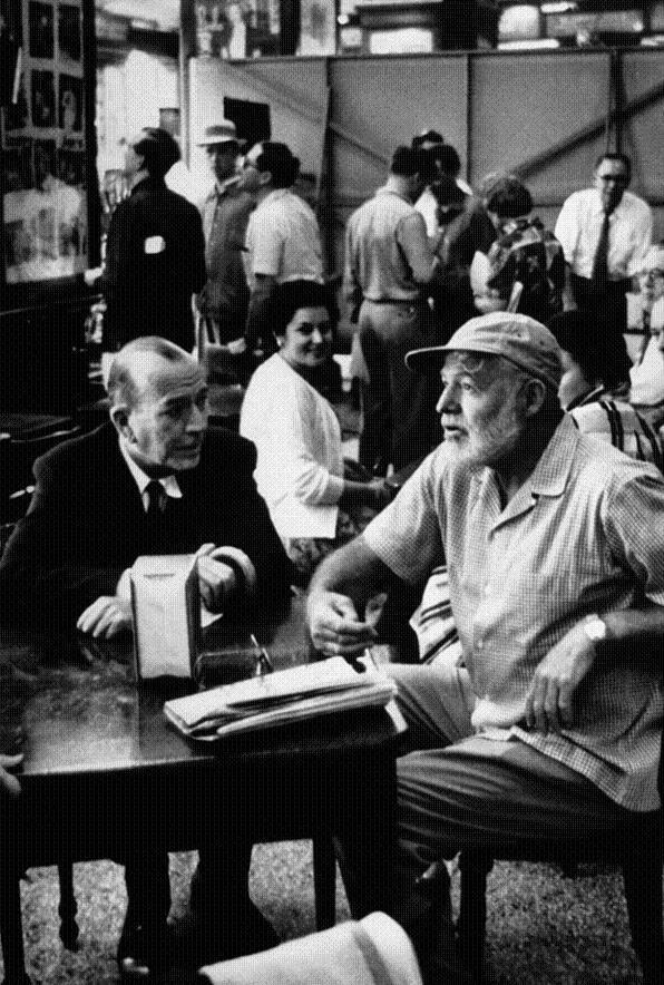 Bibliographie de Ernest Hemingway (72) Voir plus