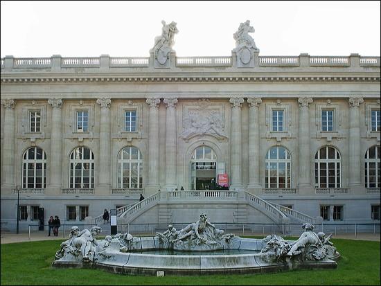 Grand Palais Histoire De L'art