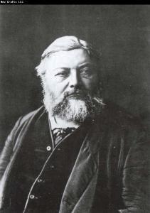 Gustave Courbet - Lettre refus légion honneur -