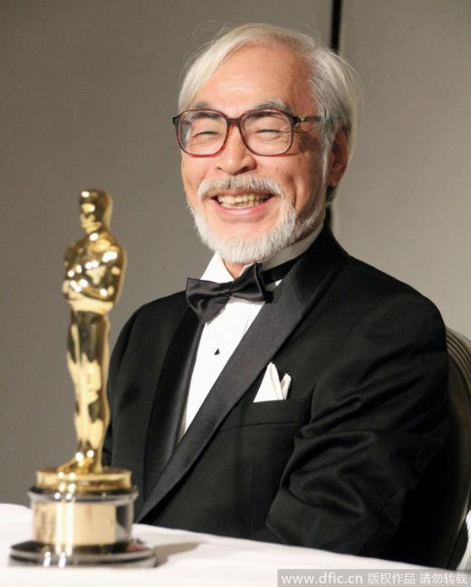 Miyazaki's Shinto themes