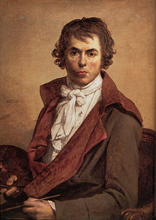 Jacques Louis David Le Sacre De Napoléon