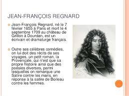 Jean-François Regnard : (1655-1709) (Armand Colin / Recherches) (French Edition)