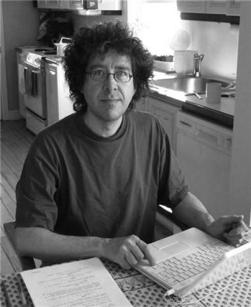 Joël Champetier (auteur De La Peau Blanche)