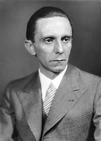 Goebbels Joseph