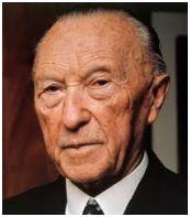 konrad adenauer - Konrad Adenauer Lebenslauf