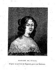 Staal-Delaunay Madame de