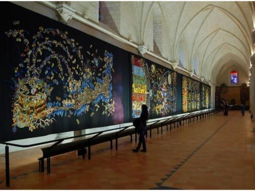 Mus e jean lur at et de la tapisserie contemporaine babelio - Comment decoller de la tapisserie ...