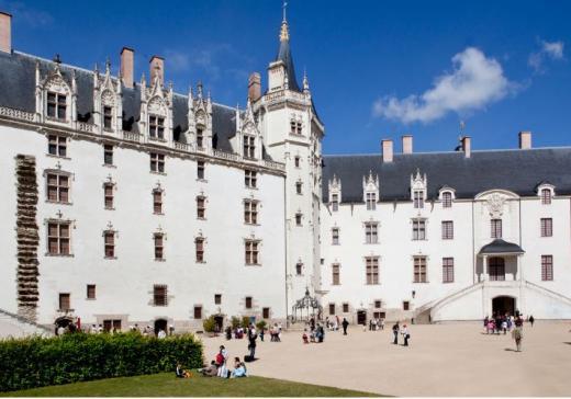 Chateau Des Ducs De Bretagne Histoire
