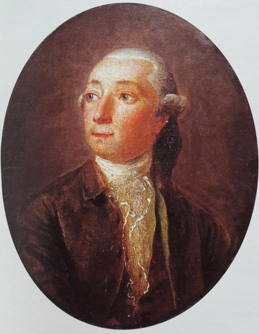 Restif de La Bretonne Nicolas Edme