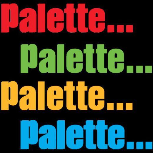 Éditions Palette