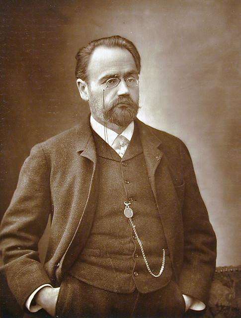 Emile Zola Babelio