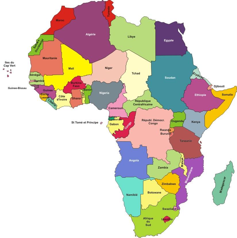 Carte Afrique Quiz.Testez Vous Sur Ce Quiz Capitales De L Afrique Australe Et