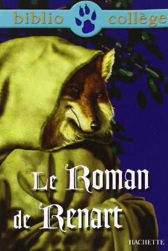 resume du livre le roman de renart bibliocollege