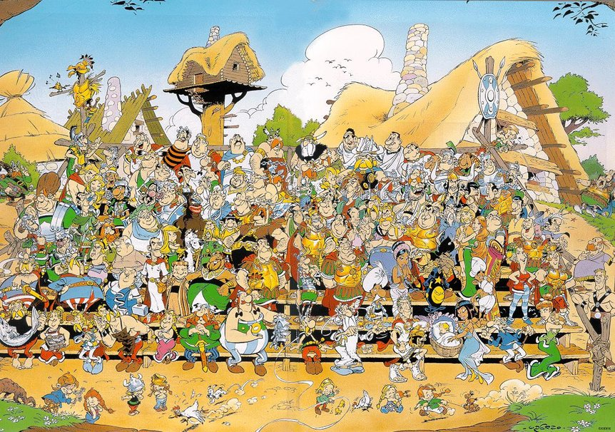Testez vous sur ce quiz les personnages d 39 ast rix et - Personnage asterix et obelix ...
