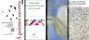 Anthologies De Poésie Contemporaine Française Et Francophone