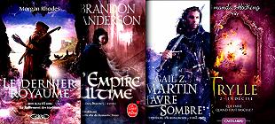 Les Plus Belles Couvertures De La Fantasy Liste De 38