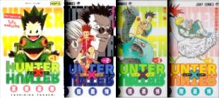 Hunter X Hunter Anime Suite