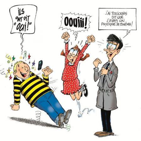 bande dessinee francaise liste